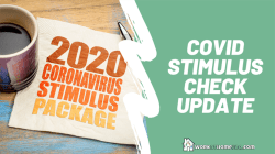 COVID Stimulus Check Update