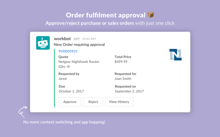 Here are seven reasons why approval workflows in Slack are truly revolutionary.