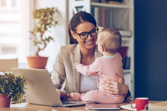Working mom guilt and encouragement. How to handle working mom guilt. | Work Breastfeed Mom