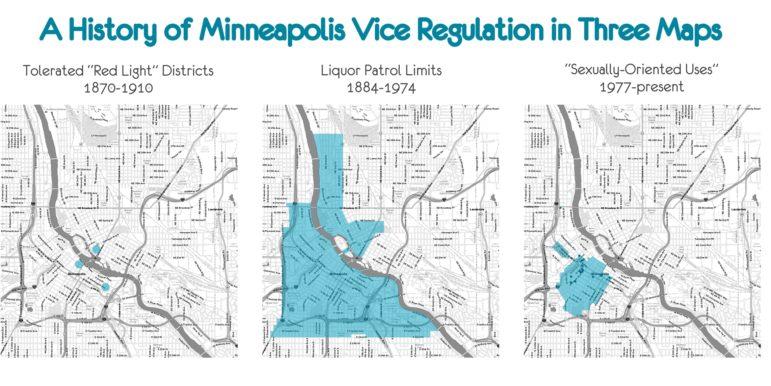 Liquor Patrol Maps