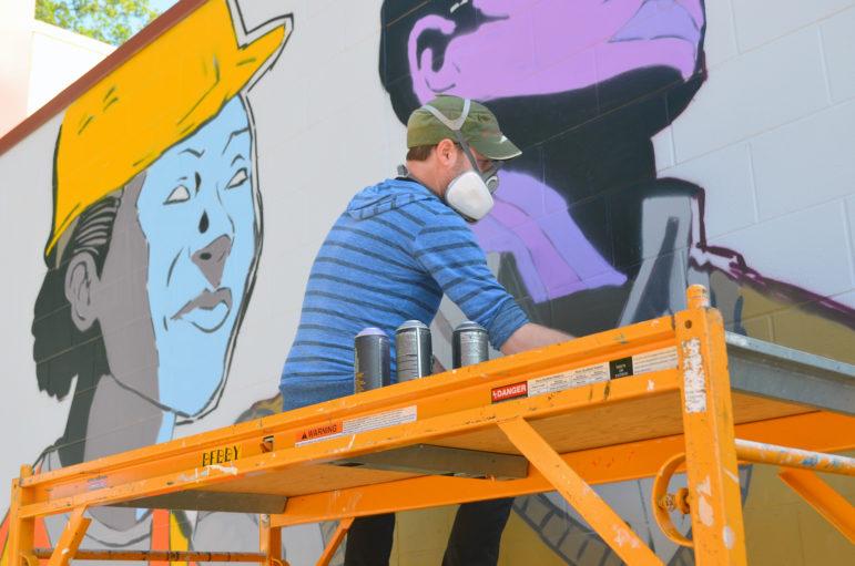Sate Fair Mural