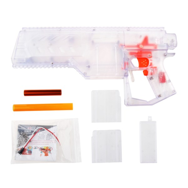 Worker Mod Dominator Blaster Body Cover Color Transparent
