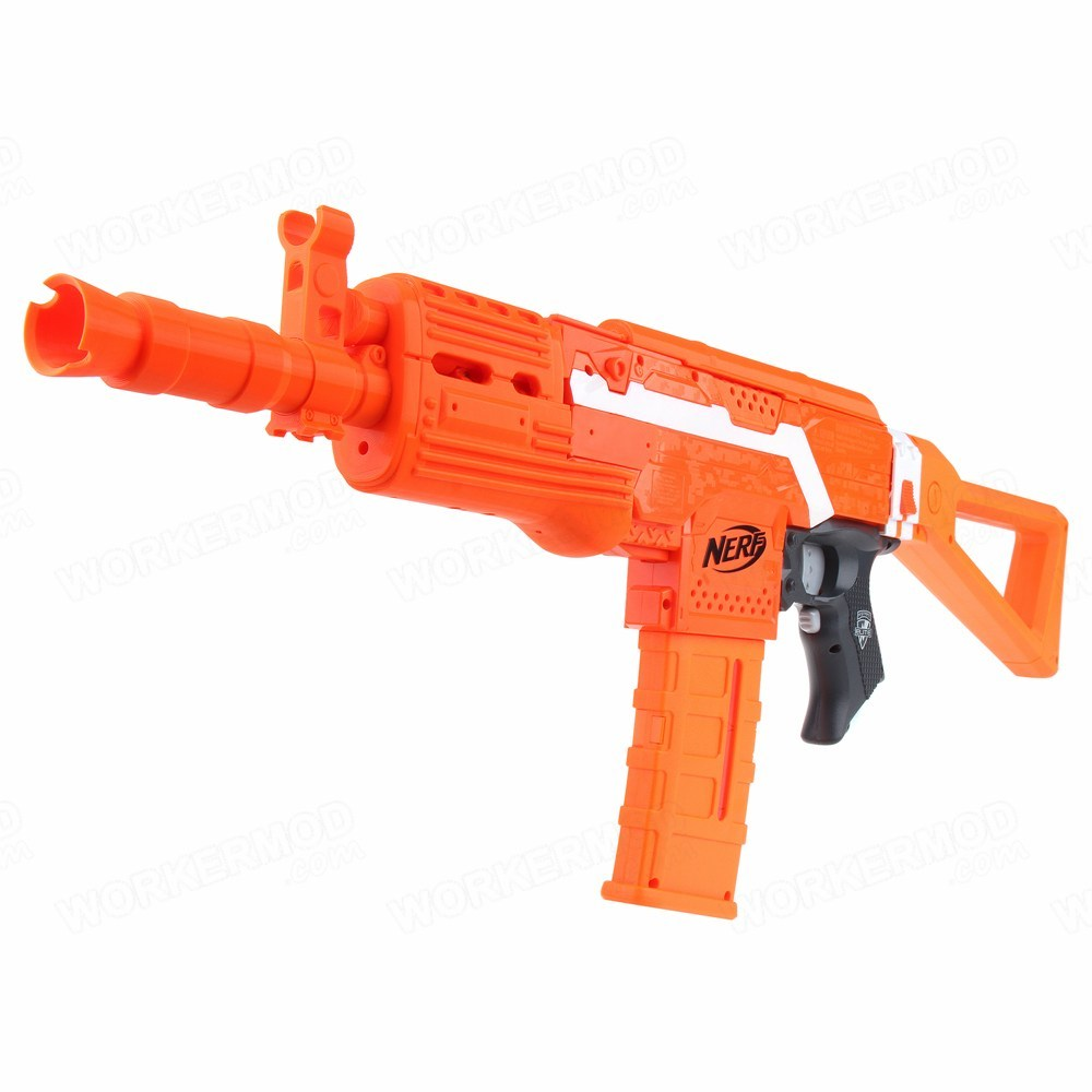 Worker Mod F10555 for Nerf N-Strike Stryfe