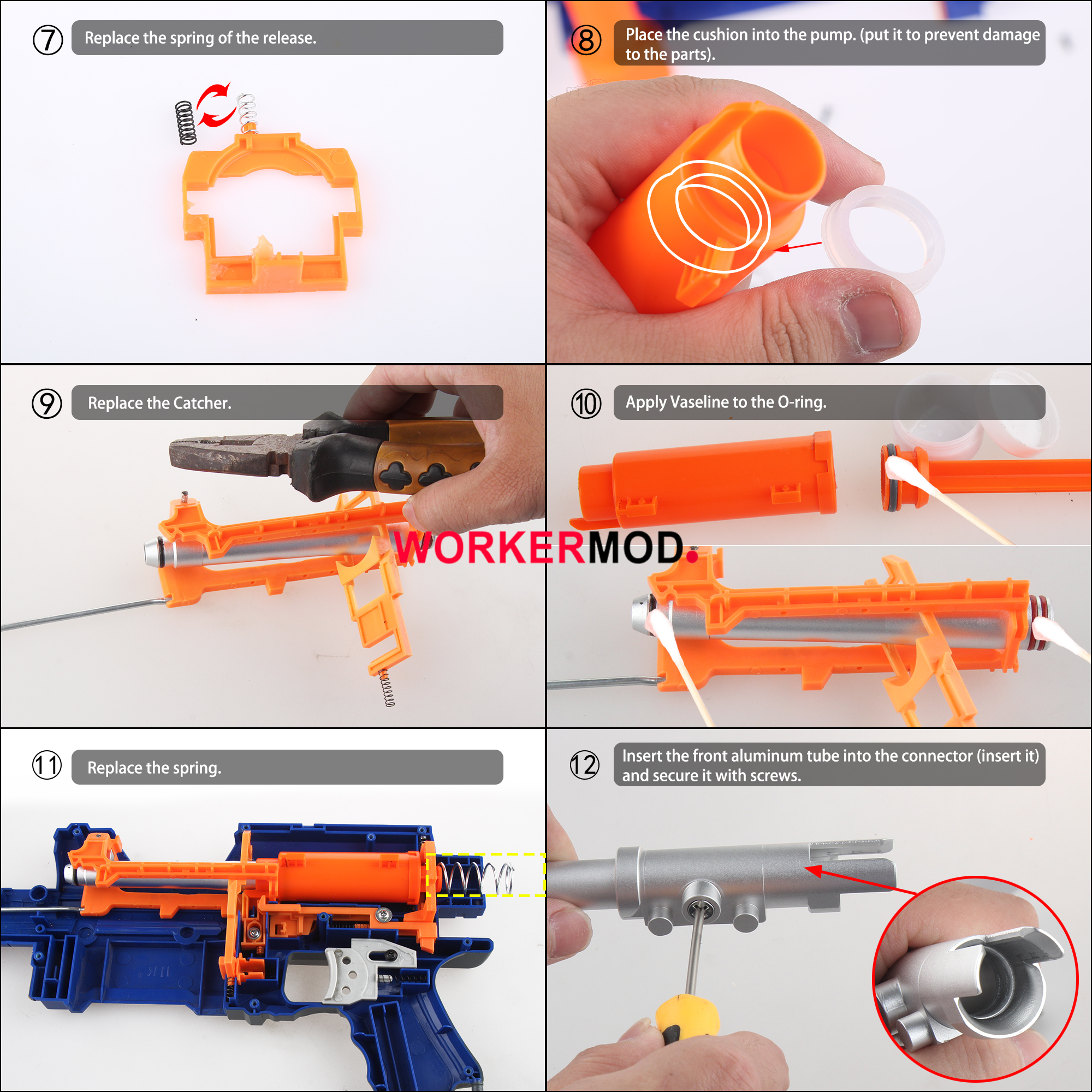 Blog | Worker Nerf Mods - Workermod com
