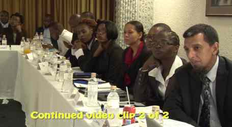 Madhuku 2 of 2 How international labour standards become part of domestic law