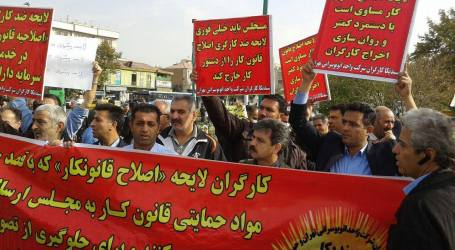 Tehran bus workers' Syndicate continues to be under attack