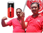 coca cola workers still fighting in indonesia