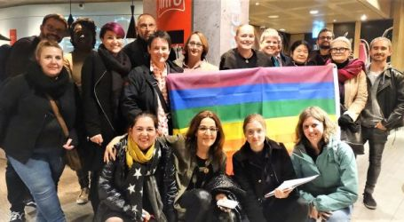 Trade unionists united to ensure LGBTI rights at the workplace