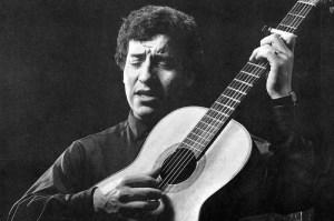 Chilean artist, activist Victor Jara.