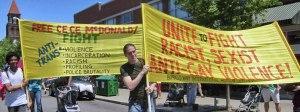 IAC youth activists join Pride in Buffalo, N.Y., June 2.Photo: Paul Morgan
