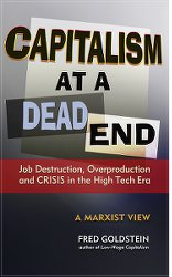 Book Cover: Capitalism at a dead end