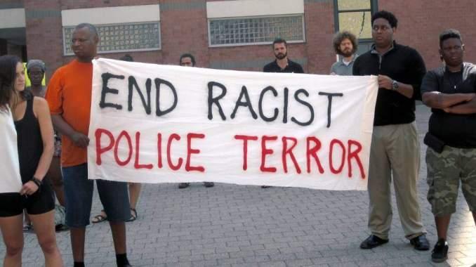 SyracuseBLM_RacistPolice