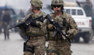 U.S. occupation force in Afghanistan.