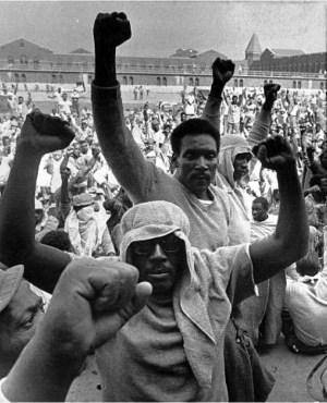 Attica prison rebellion