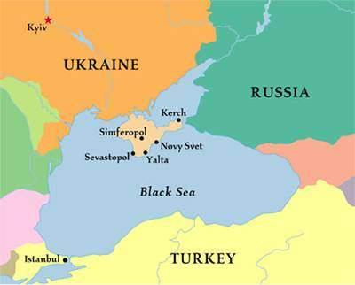 Behind Crimea terror operation: U.S.-NATO escalate war drive against ...