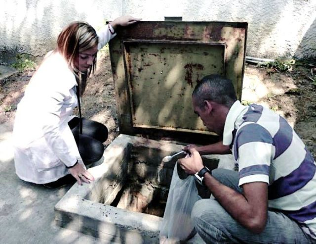 Cuba emphasizes public health and has prevented a Zika outbreak with an aggressive campaign to monitor fevers and clean up places where mosquitoes breed.Photo: Granma
