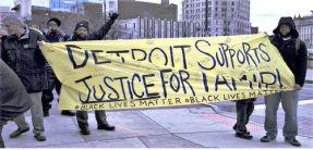 Detroit. Photo: Martha Grevatt