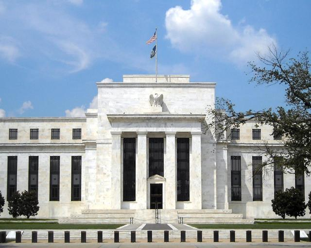 The Eccles Building in Washington, D.C., the Federal Reserve Bank's headquarters.