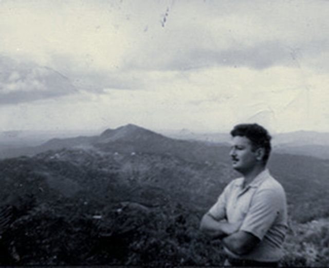 Maricao, Puerto Rico, early 1950s.