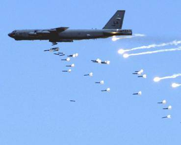 NATO bomber over Libya