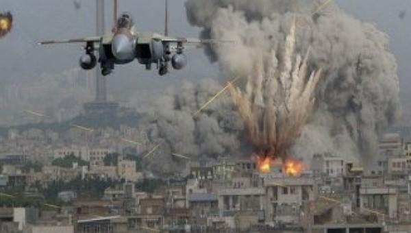 Saudi piloted US warplanes bomb Yemeni civilians