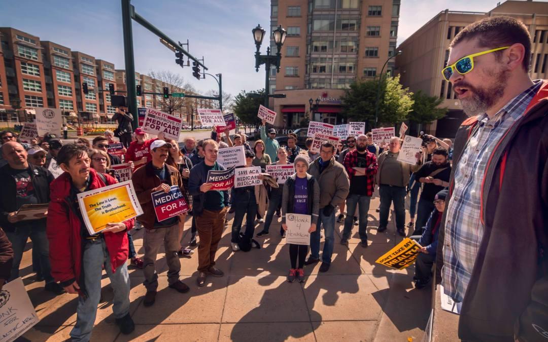 Rally for Guaranteed Healthcare