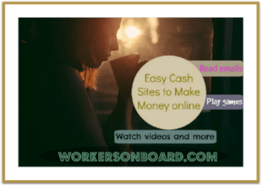 Easy Cash Sites