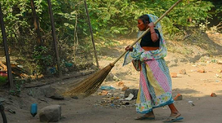 sanitation worker workers unity
