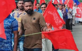 workers solidarity silwasa