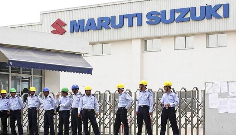 Photo of मानेसर के मारुति प्लांट में मिले 17 कोरोना पॉज़िटिव कर्मचारी लापता