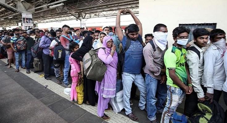 stranded workers during lockdown