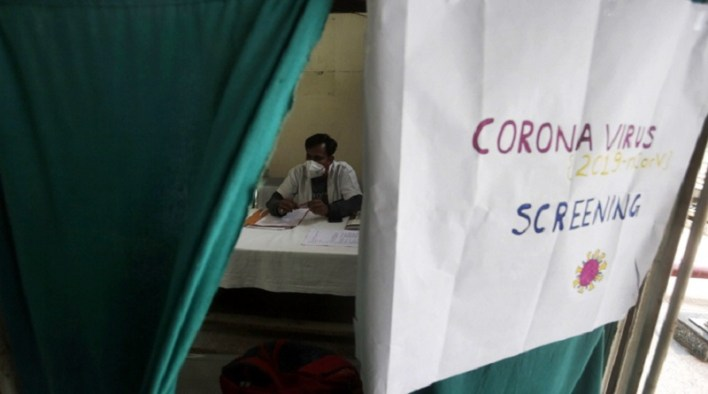 corona virus in india hospitals and doctors