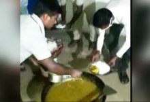 Photo of मज़दूरों ने वर्कर्स यूनिटी की मदद से शुरू की सामूहिक रसोई