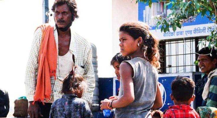 workers family on bidisha bypass bhopal