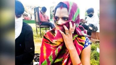 Photo of मकान मालिक ने निकाला, 8 माह की गर्भवती महिला 50 किमी पैदल चल पहुंची गाज़ियाबाद