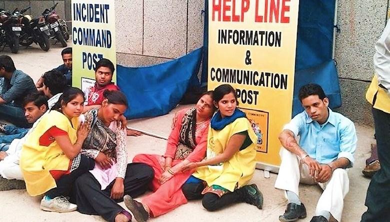 civil defence delhi