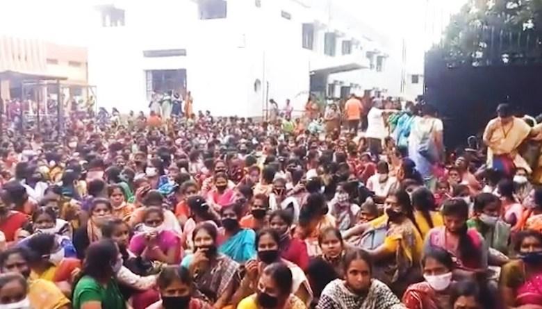 Photo of कर्नाटक की सबसे पुरानी कपड़ा कंपनी ने 1300 कर्मचारियों को निकाला