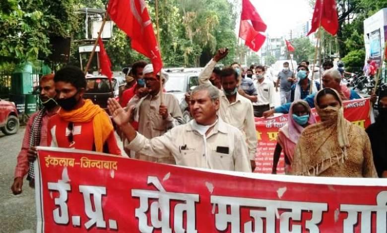 Photo of उत्तरप्रदेश: बरेली में खेत मजदूर यूनियन ने किया प्रदर्शन, बीटीयूएफ ने दिया ज्ञापन