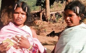 niyamgiri girls @ Workers Unity