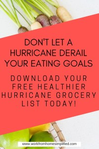 Healthier Hurricane Box