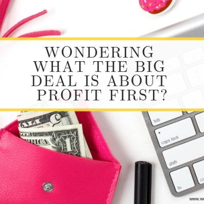 Curious to Know More About the Profit First System?