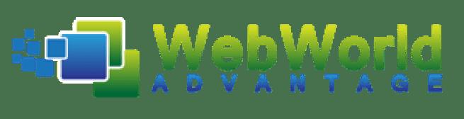 WebWorldAdvantage Logo