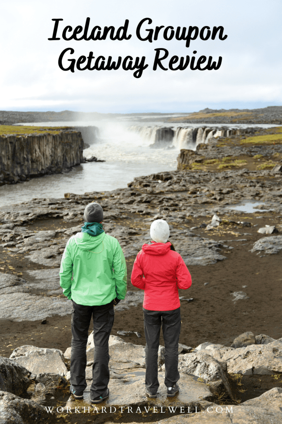 Check out this Iceland Groupon Review to learn more about an Iceland vacation with airfare included. Also read more details on Groupon Getaways and Gate 1 Travel Reviews. #grouponicelandreview #iceland #groupongetaways