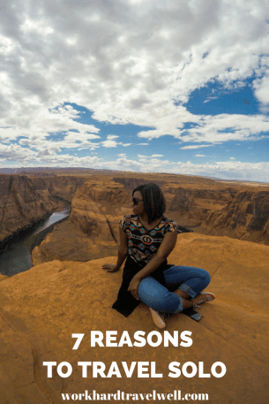 7 Reasons to Travel...