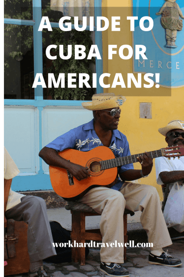 A guide to Havana Cuba for American Travel.