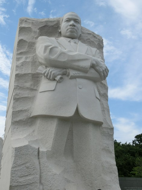 Dr. Martin Luther King Monument