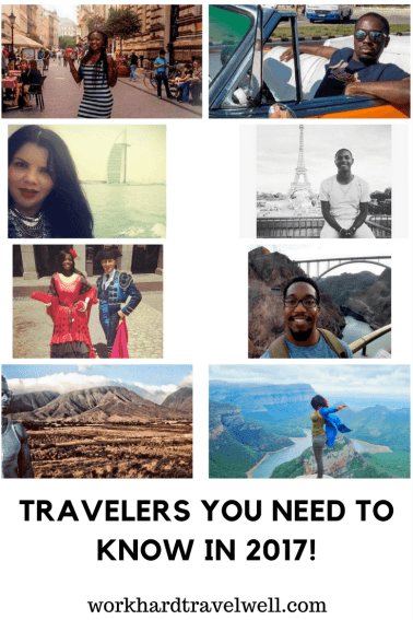 A look back at #WorkHardTravelWell in 2016 and a look forward at travelers you need to know and what you can expect from workhardtravelwell.com