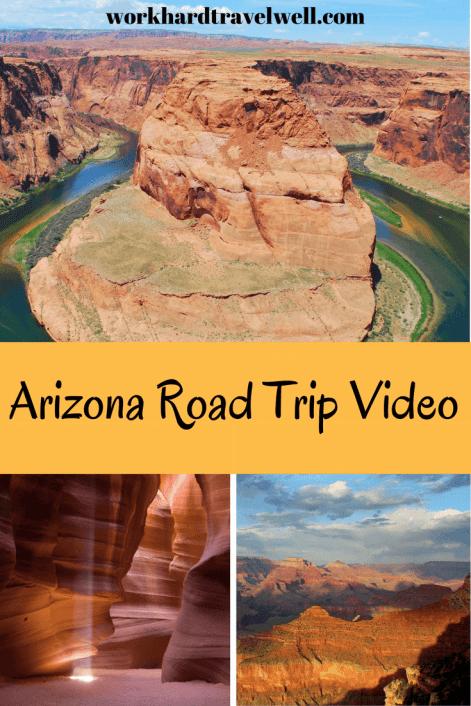 USA - Road Trip: Las Vegas, Grand Canyon,  Antelope Canyon, Horseshoe Bend, Phoenix, Route 66