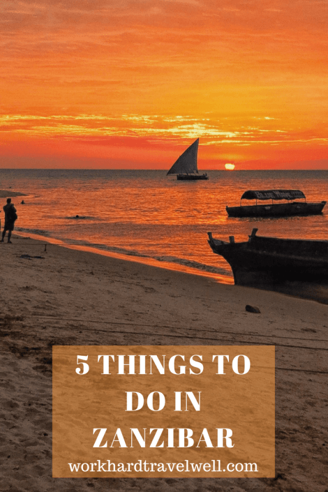 Highlights from a 5-day trip to Zanzibar