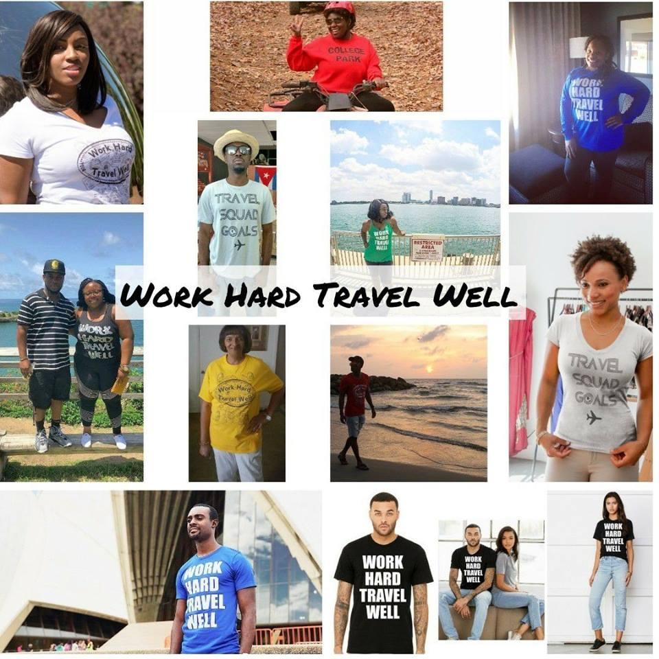 #WorkHardTravelWell